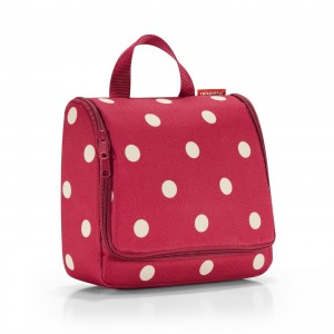 Toiletbag ruby dots - Reisenthel
