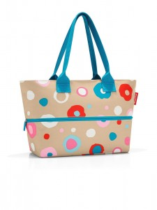 Shopper e1 funky dots 1 - Reisenthel