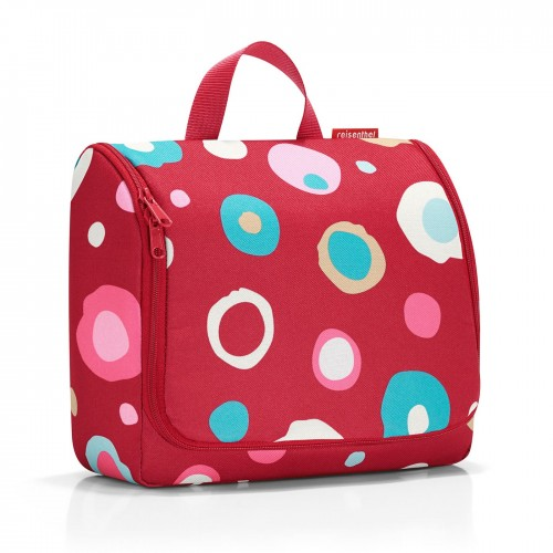 Toiletbag XL funky dots 2 - Reisenthel