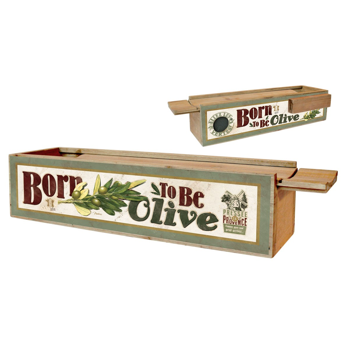 Born to be olive