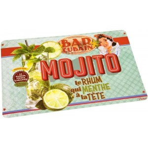 Set de table Mojito Cuba Natives