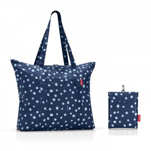 Mini maxi travelshopper spots navy - Reisenthel