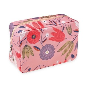 Trousse de toilette tulipes Mini Labo