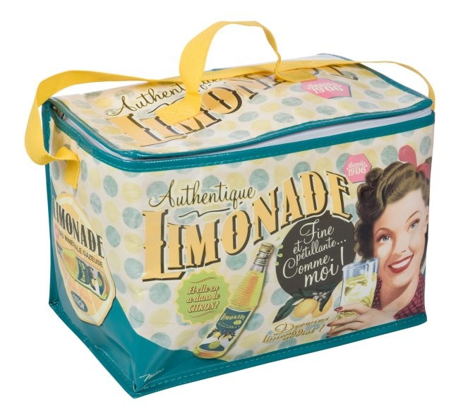 Sac isotherme duo limonade Natives