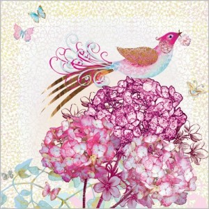 Carte postale 10 x 10 cm « Forever and Ever small » - Clare Maddicott