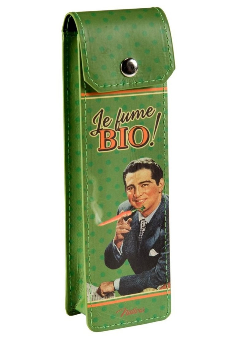 Etui à cigarette électronique je fume bio Natives