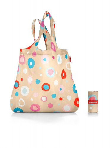 Mini maxi shopper funky dots 1 - Reisenthel