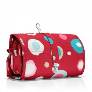 Trousse de toilette wrapcosmetic funky dots Reisenthel