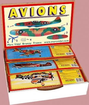 Avion Marc Vidal