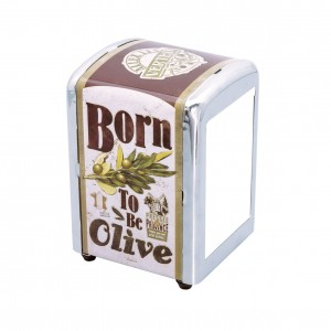 Distributeur à serviettes bar born to be olive Natives