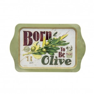 Petit plateau born to be olive Natives