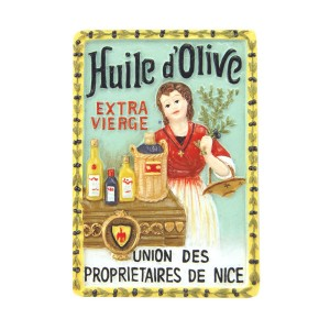 Magnet « Huile d'olive vierge » Enesco