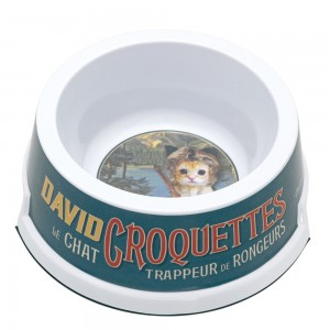 Gamelle chat David Croquettes Natives