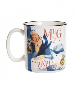 Mug en céramique du papi extra Natives