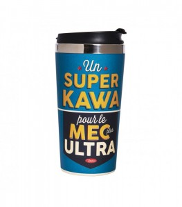 Mug thermo bambou super kawa Natives
