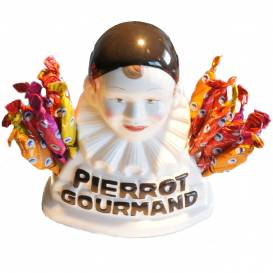 Sucette aux fruits Pierrot gourmand