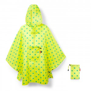 Mini maxi poncho lemon dots Reisenthel