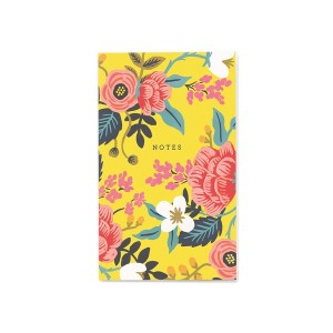 Petit carnet floral Rifle Paper Co