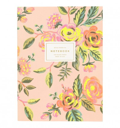 Cahier jardin de Paris Rifle Paper Co
