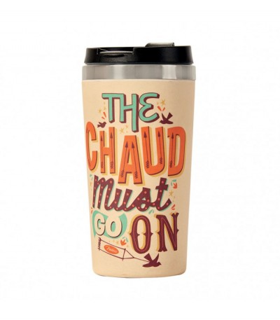 Mug thermo bambou the chaud must go on Natives