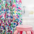 Rideau de douche otomi Kitsch Kitchen