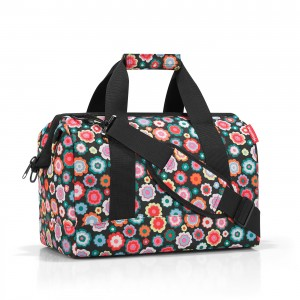Sac de voyage allrounder M happy flowers Reisenthel