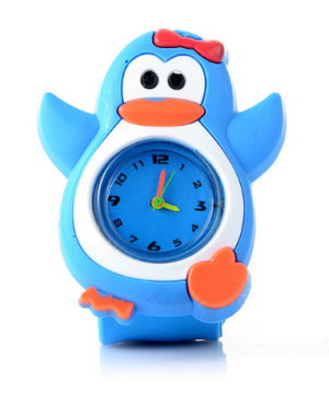 Montre enfant pingouin kawaii culture
