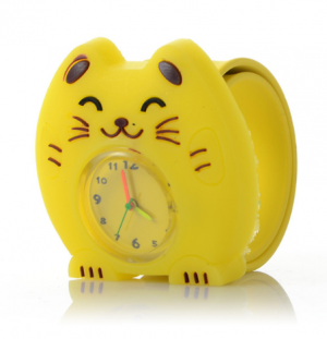Montre enfant chat kawaii culture