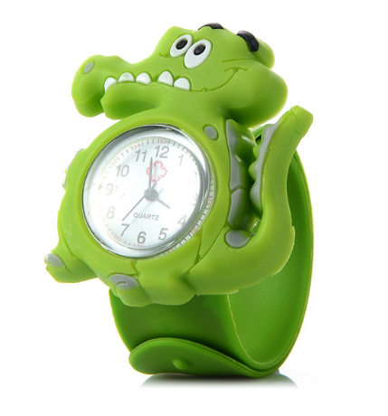 Montre enfant crocodile kawaii culture