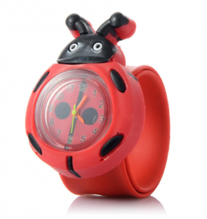 Montre enfant coccinelle kawaii culture