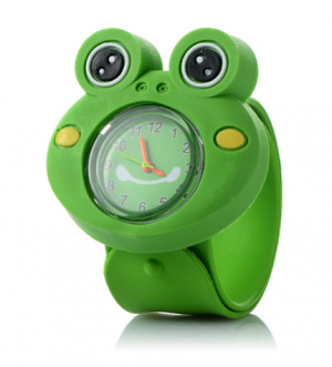 Montre enfant grenouille kawaii culture