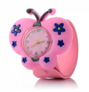 Montre enfant papillon kawaii culture