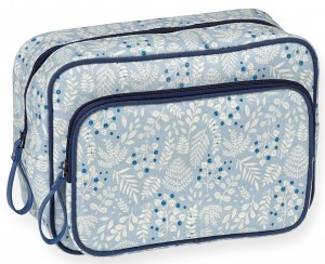 Trousse de toilette enduite buisson Mini Labo