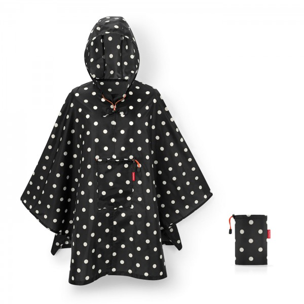 Mini maxi poncho mixed dots Reisenthel