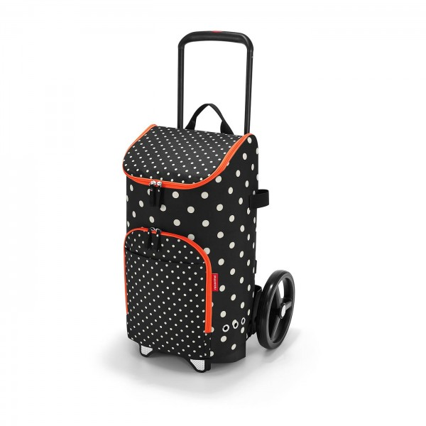 Chariot de course citycruiser mixed dots Reisenthel