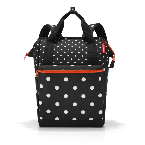Allrounder sac à dos R large mixed dots Reisenthel