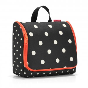 Trousse de toilette toiletbag XL mixed dots Reisenthel
