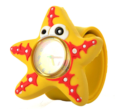 Montre enfant étoile de mer kawaii culture
