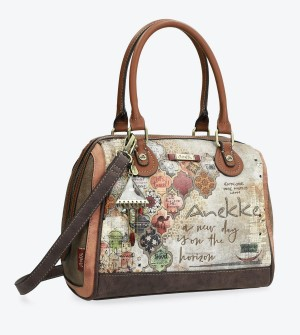 Gladstone style bag arabesque Egypt Anekke