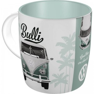 Mug en céramique VW good things Nostalgic Art